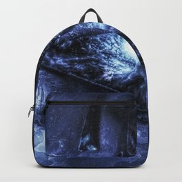 Abstract Imagined Backpack