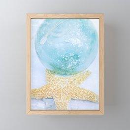 Breathe . . . Like Water Framed Mini Art Print