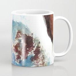 Digital Abstract No1. Coffee Mug