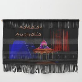 Electrified Adelaide Wall Hanging