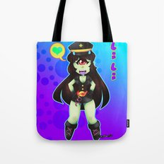 Lili The Cyclops Tote Bag