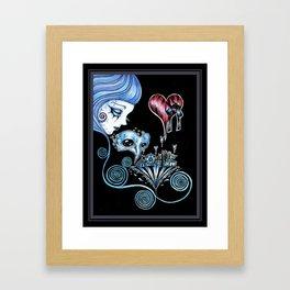 Sentimental Love Circus Framed Art Print