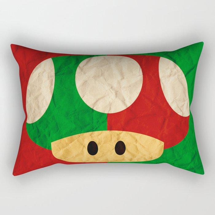 Gamer life lessons Rectangular Pillow