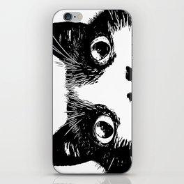 pussycat iPhone Skin