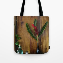 Dreamy Mexican Flowers Tote Bag