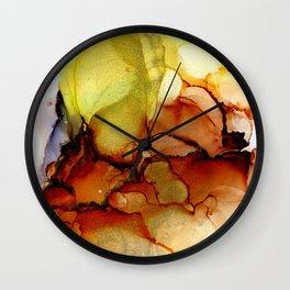 Glow Wall Clock