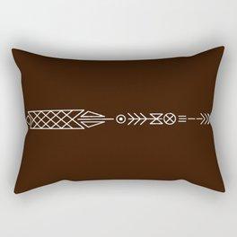 Arrow II Rectangular Pillow
