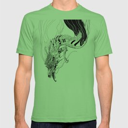 Falling dragon T-shirt