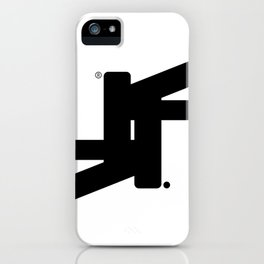 TSF Logo iPhone Case
