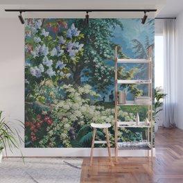 Forrest Sidewall by Joseph Fuchs Wall Mural