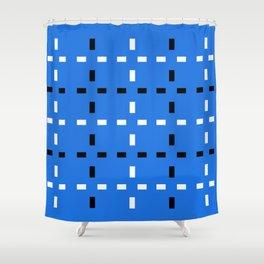 Plug Sockets III Shower Curtain