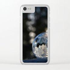 Frozen Bubble Clear iPhone Case