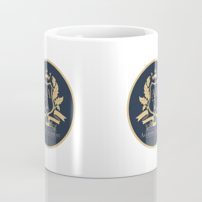 The Raven Cycle - Aglionby Academy Coffee Mug