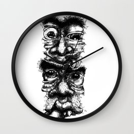 Graphicface Wall Clock