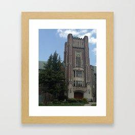 Maplewood - CHS Framed Art Print