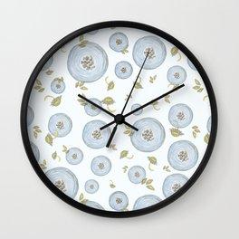 Dandelions II Wall Clock