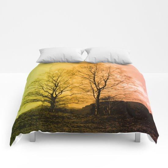 Warm Glow  - JUSTART © Comforters