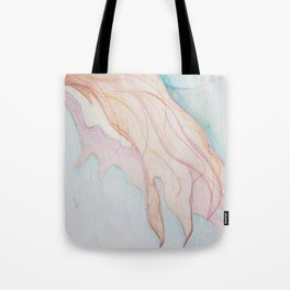 Lost In The Sea Of My Thoughts Tote Bag
