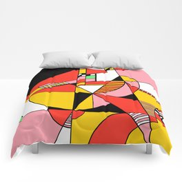 Print #4 Comforters
