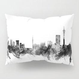 Johannesburg South Africa Skyline Pillow Sham