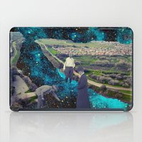 river iPad Cases featuring River by Cs025