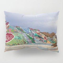 salvation mountain Pillow Sham
