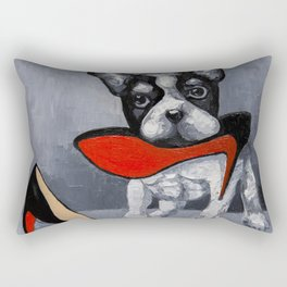 SAVE THE SHOES! Rectangular Pillow
