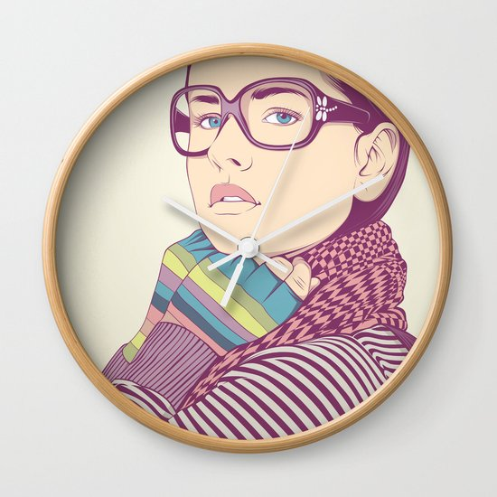 Just know who I am.... Wall Clock