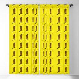 Not Mellow Yellow Blackout Curtain