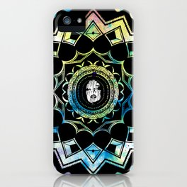 EXIST Mandala 1 iPhone Case