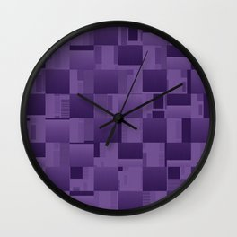 UpscaleNeo 12 Wall Clock