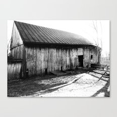 Barn II Canvas Print