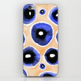 Poppy Eyed iPhone Skin