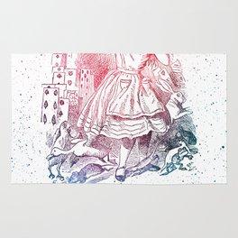 Alice Cards Rug