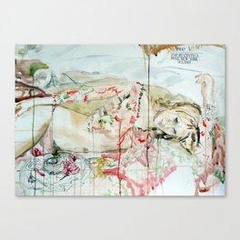 Anne V Canvas Print