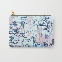 She Sang in Thanksgiving Carry-All Pouch