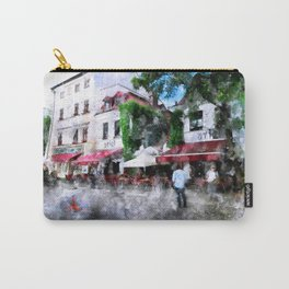 Cracow art 18 #cracow #krakow #city Carry-All Pouch