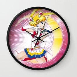Sailor Moon Super S - Moon Crisis Make Up! Wall Clock