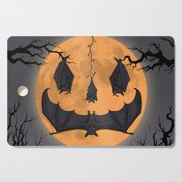 Halloween Moon Cutting Board