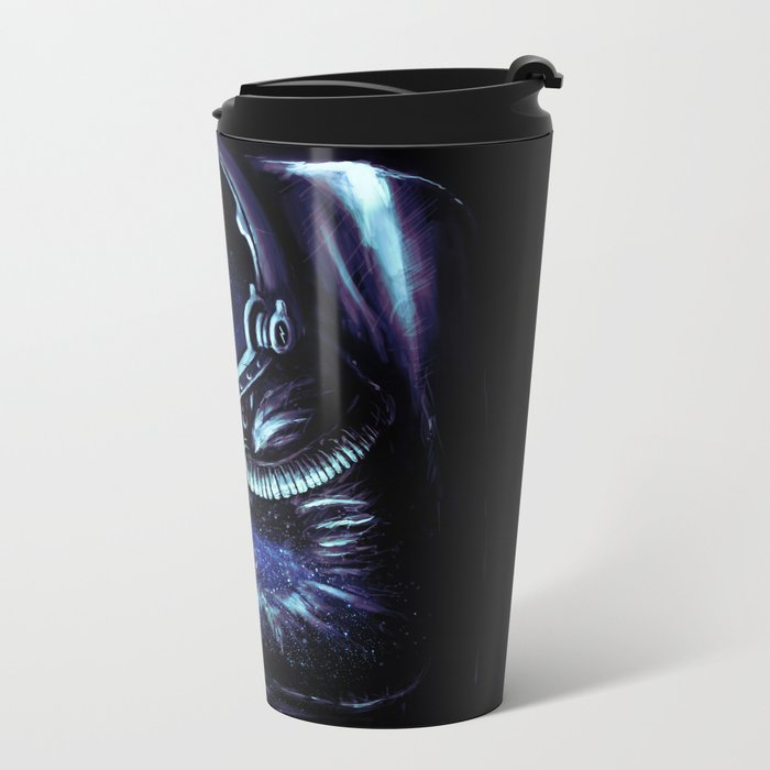 The Keeper Metal Travel Mug