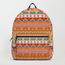 Boho Pattern 3 Backpack