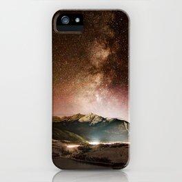 Prospect Milky Way iPhone Case
