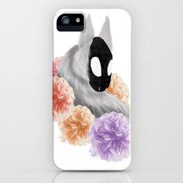 Flowered Demon iPhone Case