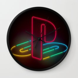 Playstation Wall Clock
