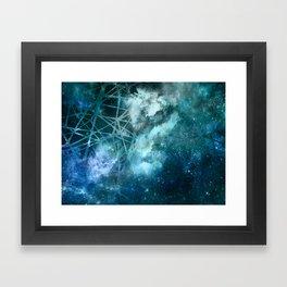 ε Aquarii Framed Art Print