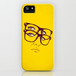 Y. iPhone Case