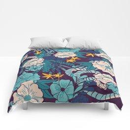 Jungle Pattern 003 Comforters