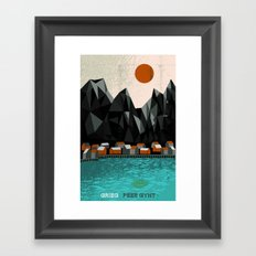 Peer Gynt - Grieg Framed Art Print