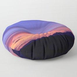 Southwest Sunrise Floor Pillow