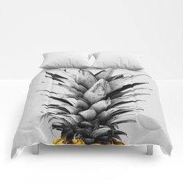 Pineapple Art I Comforters